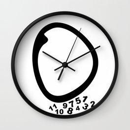 Broken Clock Wall Clock
