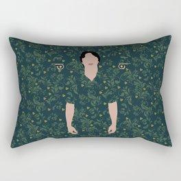 garden state Rectangular Pillow