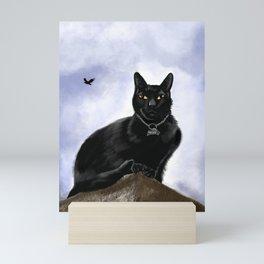 Scout duo Mini Art Print