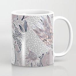 Collage of Australian wildflowers Coffee Mug
