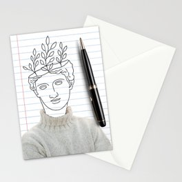 Your Sketchy Face Stationery Cards