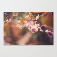 In the Golden Afternoon Canvas Print