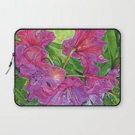 Pink Rhodo Laptop Sleeve