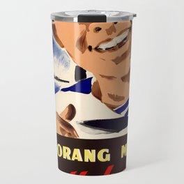Saja orang Marine Travel Mug