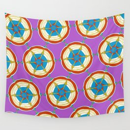 Shields Wall Tapestry