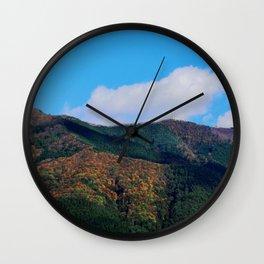 Peeking (Japan) Wall Clock