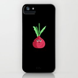 Funny Legume iPhone Case