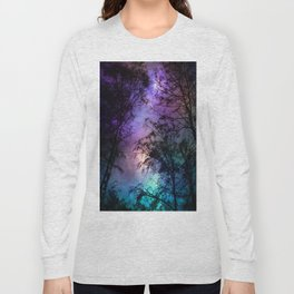 Night sky 1 Long Sleeve T-shirt