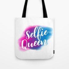 Selfie queen Tote Bag