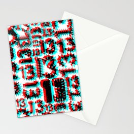 Triskaidekaphobia Stationery Cards