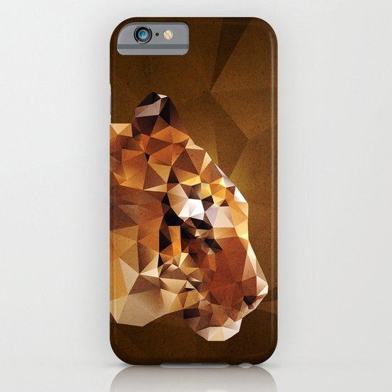 The Tiger iPhone & iPod Case