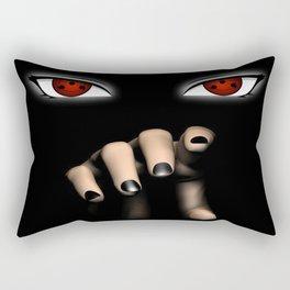 Naruto / Itachi Sharingan  Rectangular Pillow