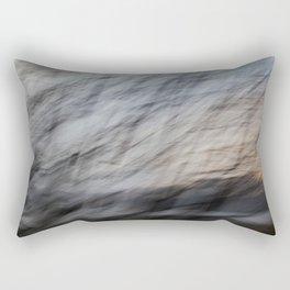 Creases Rectangular Pillow