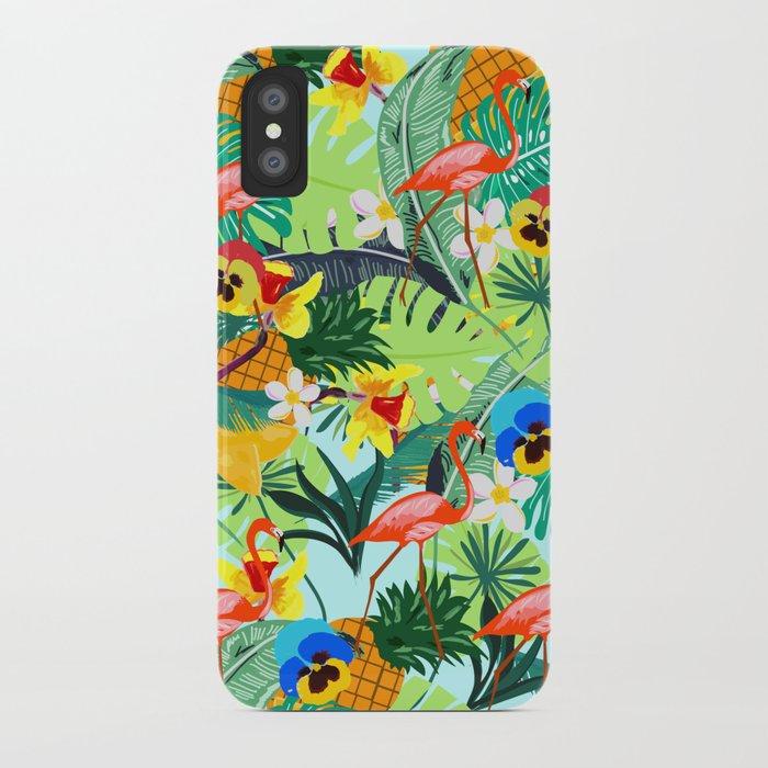 Tropical III iPhone Case