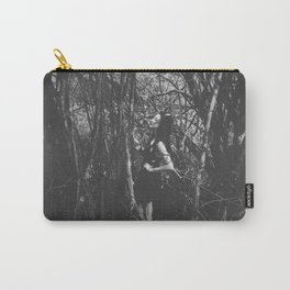 Forest Girl Carry-All Pouch