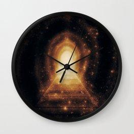 Exit -II- Wall Clock