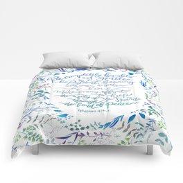 Be Humble & Gentle - Ephesians 4:2-3 Comforters