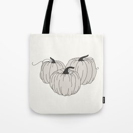 Lumina Pumpkins Tote Bag