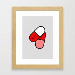 Payne Pills Framed Art Print