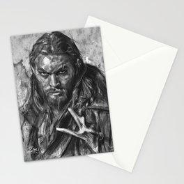 Declan Harp Stationery Cards