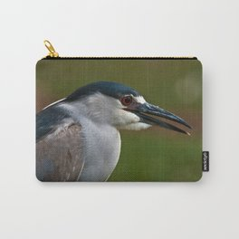 Black-crowned Heron Carry-All Pouch