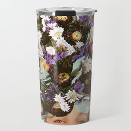 Floral Fashions III Travel Mug