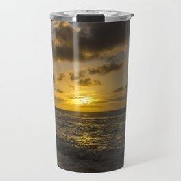Golden Sunrise by Teresa Thompson Travel Mug