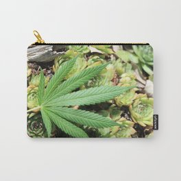 Succulent Sativa Carry-All Pouch