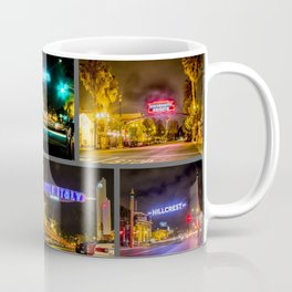 Collection of SD Signs Series: Images 1-6 Together Coffee Mug