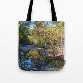 Lost Maples Tote Bag