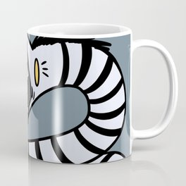 Striped Snake Coffee Mug