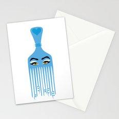 brush design Stationery Cards