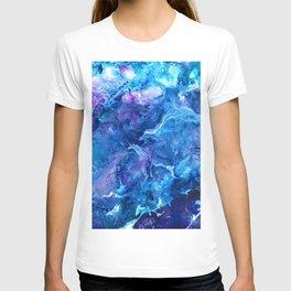 my blue esc T-shirt