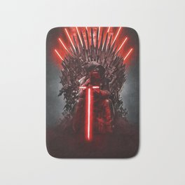 Star Game Wars Throne Bath Mat