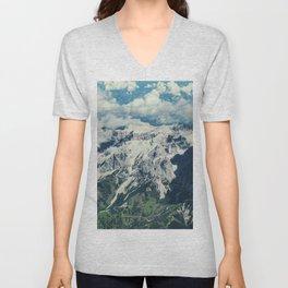 Alps Unisex V-Neck