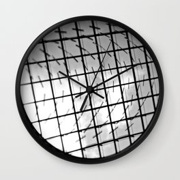 fulton center skylight Wall Clock