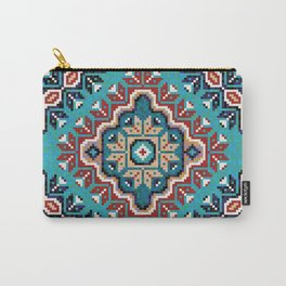 Native American Navajo pattern II Carry-All Pouch