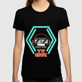 Couch Potato TV Geek Chilly Life T-shirt