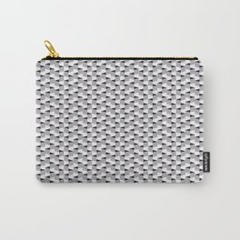 Cubic Perspective Carry-All Pouch
