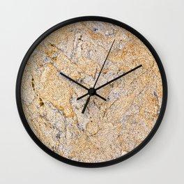 Granite Pattern 29 Wall Clock