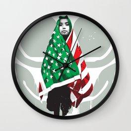 Niños Héroes (Boy Heroes) Wall Clock