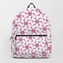 Damascus Motif Rose Palette Backpack