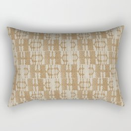 Africa Patterns Rectangular Pillow