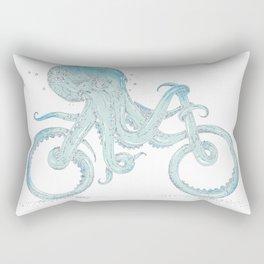 sea bicycle Rectangular Pillow