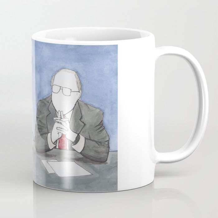Office Space The Bobs Coffee Mug By Chaoticcoder Society6