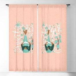 Smart Girl v3 Blackout Curtain