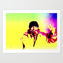 PAX Art Print