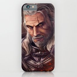 The Witcher iPhone Case