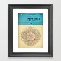 Textbook Keanu Framed Art Print