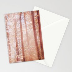 into the woods 14 Stationery Cards